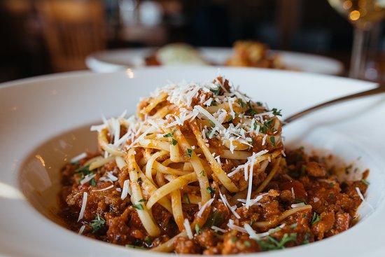 Classic Spaghetti Marinara