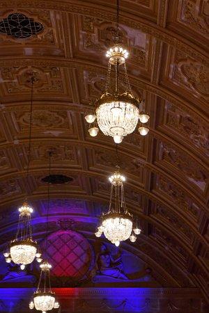 Lights in Ballroom