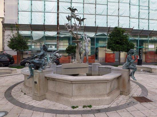 Fontana di Piazza Medaglie d'Oro