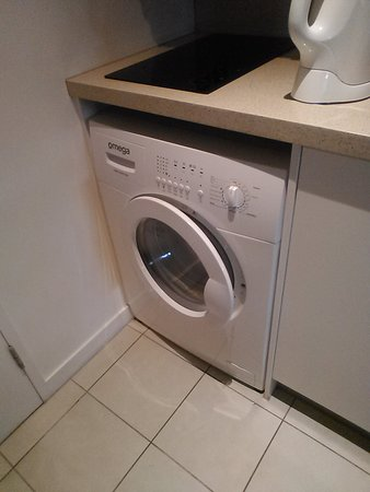 the door on the washing machine won't close