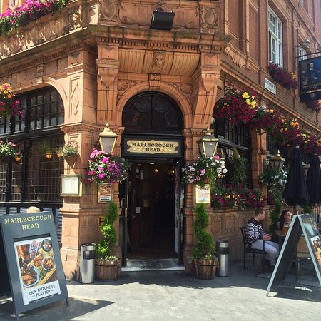 Always At Taylor Walker Pubs The Marlborough Head London Traveller Reviews Tripadvisor