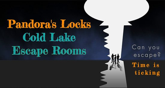 Pandora's Locks Escape Room