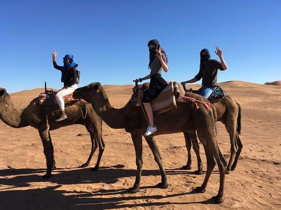 Фотография Desert Bivouac