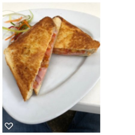 Raymond Terrace, Αυστραλία: toasted sandwich