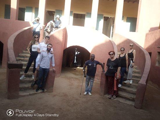 Trip Tour Senegal: Slave house in Goree island
