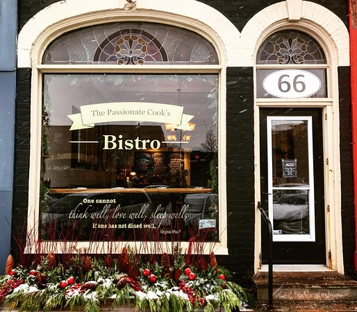 The Passionate Cook's Bistro, Uxbridge - Restaurant Reviews