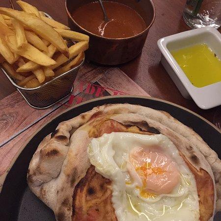 BOX 208 Italian Food: Excelente. 5 estrelas a comida é o espaço