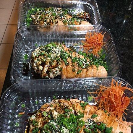 Às Delícias do koimake sushi cohama