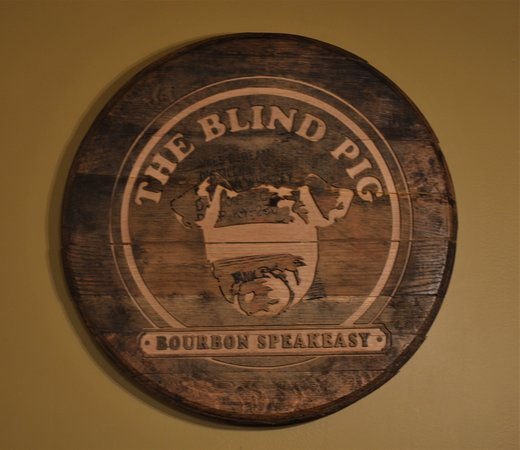 The Blind Pig Bourbon Speakeasy