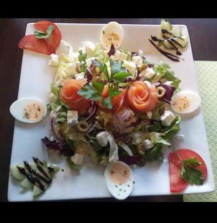 Le Colisee: Salades