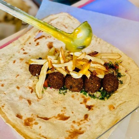 ESH Mediterranean Street Food