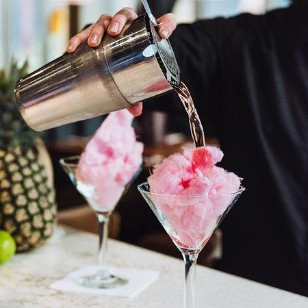 Pink Punk Martini