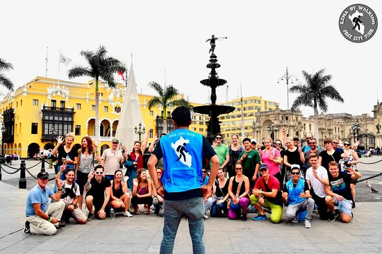 Lima by Walking Free City Tour