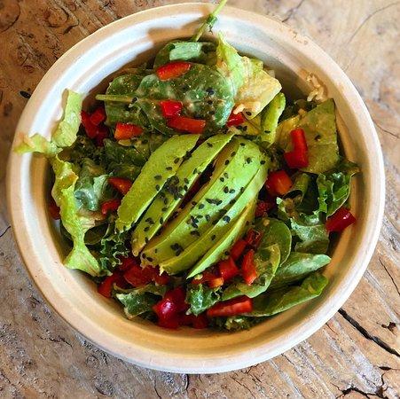 Peanut Salad Bowl