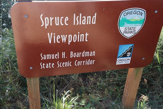 Spruce Island Viewpoint