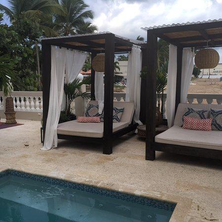 Foto de Tres Sirenas Beach Inn
