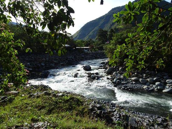 Río dirigiéndose al Pailón