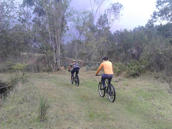 Azuay Province, Ecuador: Rural Bike Tour Machangara River
