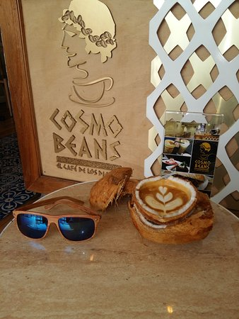 Cosmo Beans Cafe: enjoy your stay in Lima visit us and relax