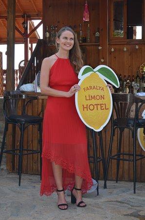 Снимки Faralya Limon Hotel – Фаралья фотографии - Tripadvisor