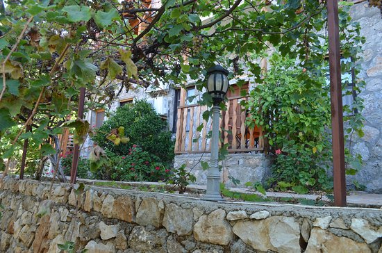 Likyayolundan Ovacık-Faralya parkurundan Ölüdenz manzarası  - Изображение Faralya Limon Hotel, Фаралья - Tripadvisor