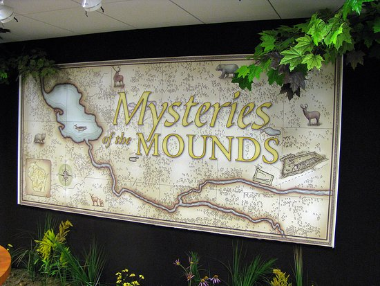 Native American Mounds Exhibit
