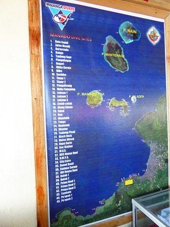 Safari Tours & Travel: Visited Siladen Island and Bunaken Island