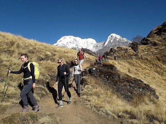 Mountrance Nepal Adventure