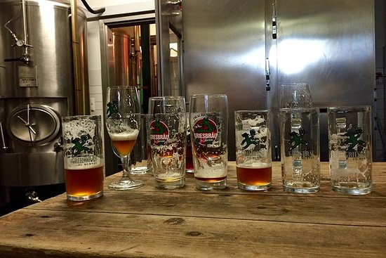 Private Tour: Bavarian Alps Brewery...
