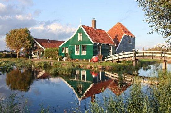 Zaanse Schans Windmills og Volendam...