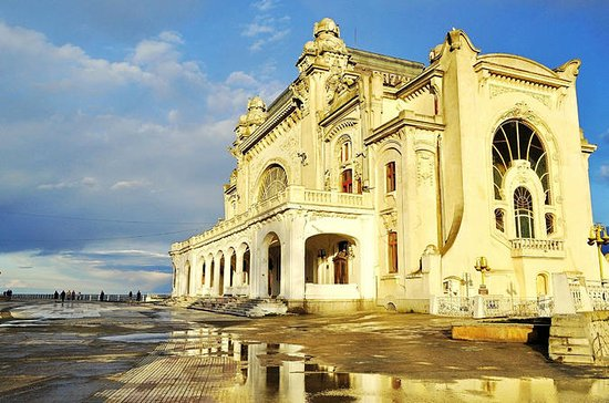 Black Sea Full-Day Tour from Bucharest