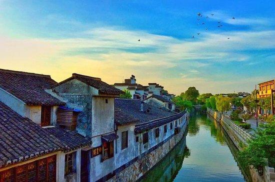 Nanxun Water Village and Antique Art...