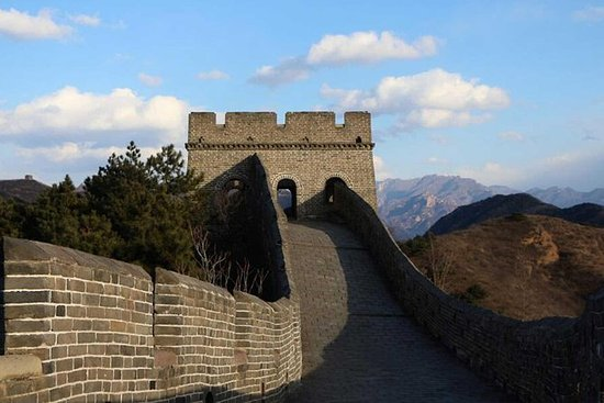 Jinshanling Great Wall Vandretur