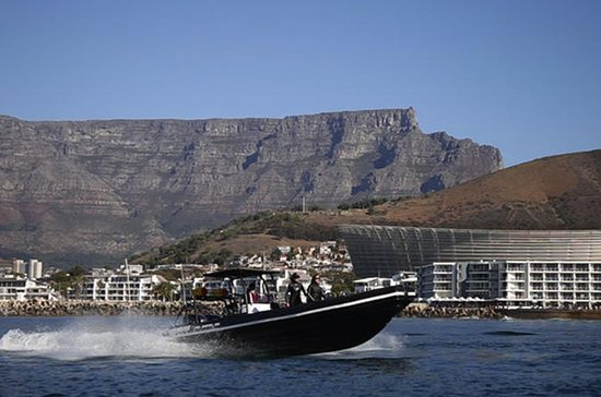 V&A Waterfront Adventure Boat Ride in...