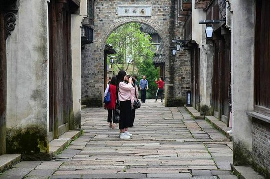 Private Day Trip to Wuzhen Water Town...