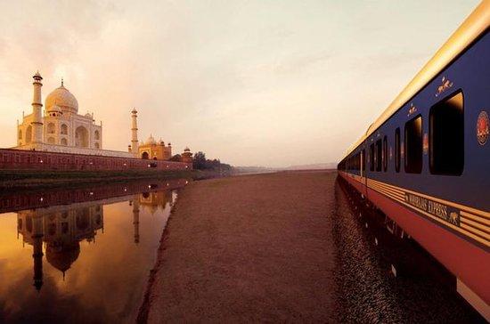 Agra door Gatiman Express (Speed Of ...