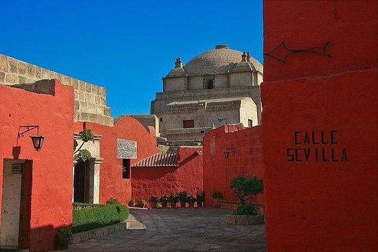 Visite du monastère de Santa Catalina