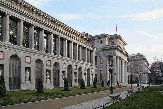 Visite guidée du musée du Prado 12h30...