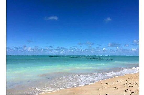 Playa de São Miguel dos Milagres...