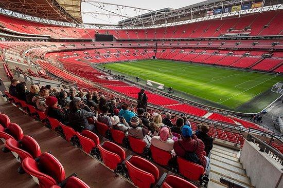 Tours du stade de Wembley