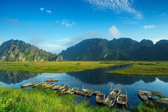 Ninh Binh: Rural Visiting- Van Long...
