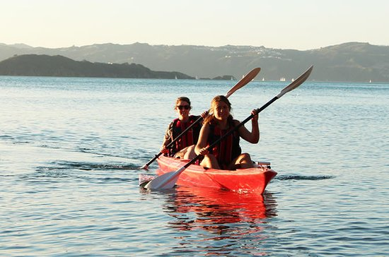 1 Hour Double Kayak Hire