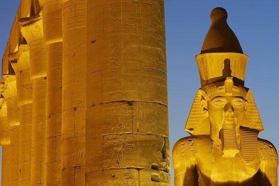 Luxor-Tagestour von Kairo aus