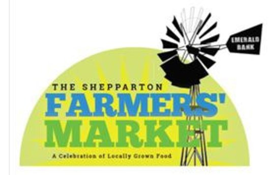 Shepparton's farmers market is held at the Shepparton Motor Museum.