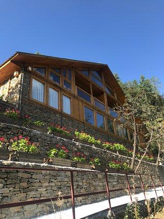 Skyline Luxury Villa Rental: Villa