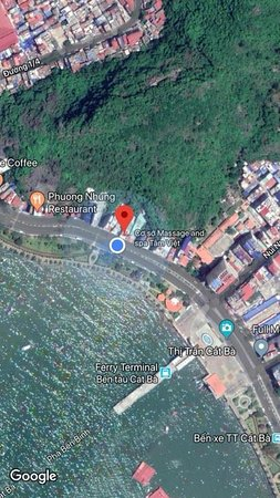 Кэт-Ба, Вьетнам: You can easily find places on the google map  Add: 2nd floor of 205 street 1/4 street, Cat Ba town