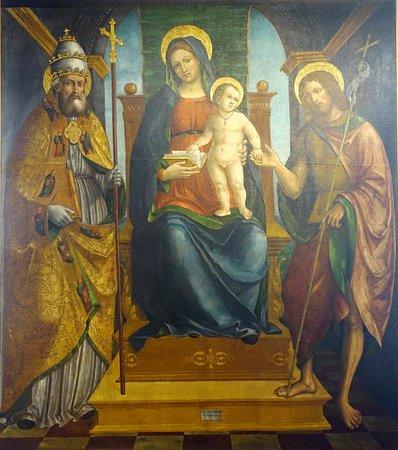 Museo Diocesano Brescia: Museo Diocesano, Brescia