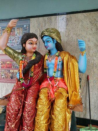 Big Idol of Lord Krishna & Raadha