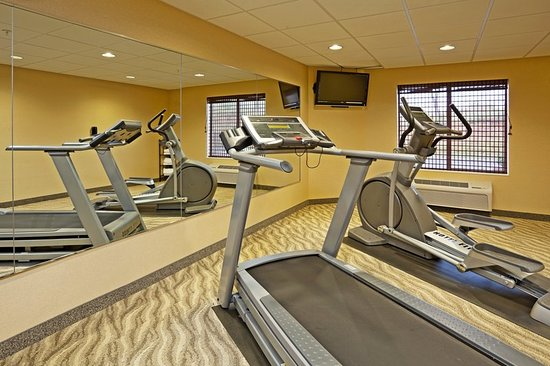 Troutville, VA: Health club