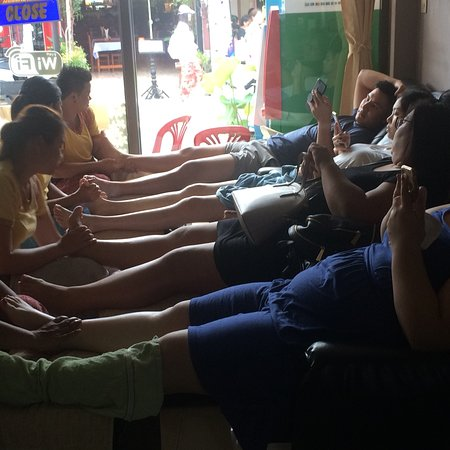 Is wonderful massage at kamala massage and good massage we will come back again soon